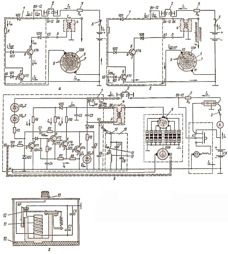 Бесконтактная транзисторная