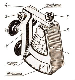 деселерометр
