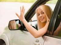 Язык водителей на дороге